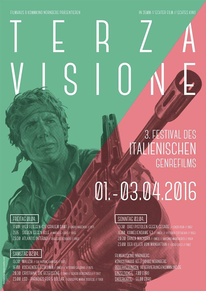 """""""Terza Visione"""" 2016"""
