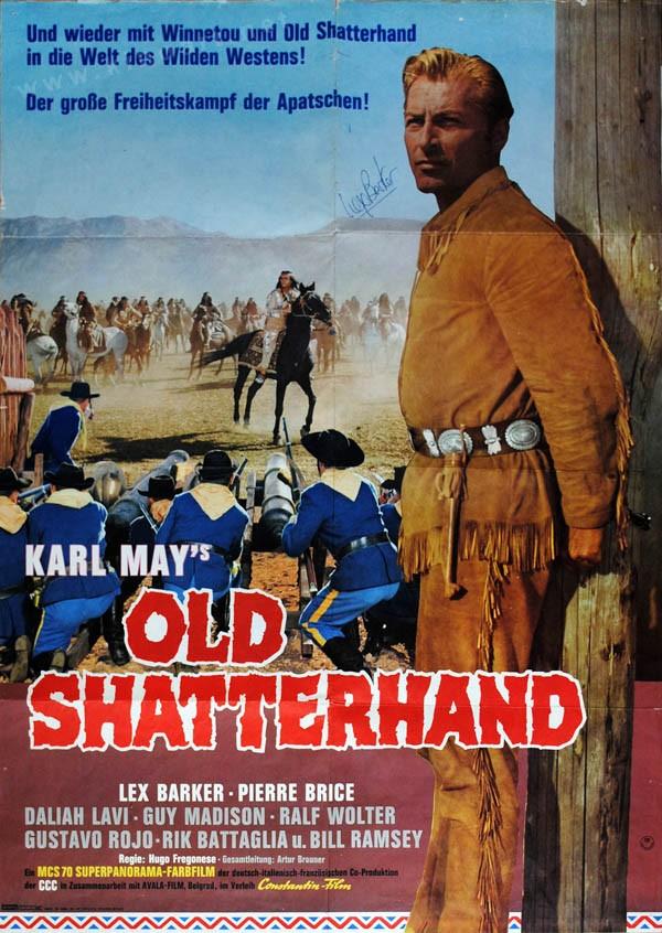 Old Shatterhand Italo Cinemade