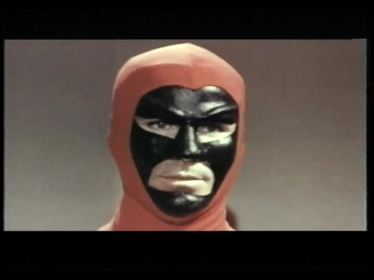 Das Rote Phantom Schlägt Zu