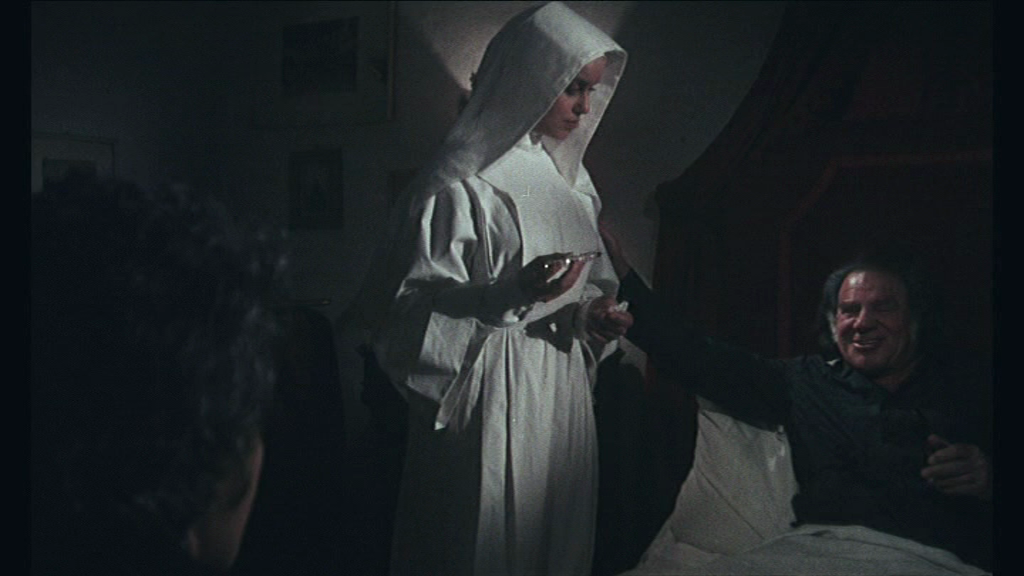 Einer nonne mit sex Ich habe