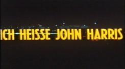 Ich heiße John Harris