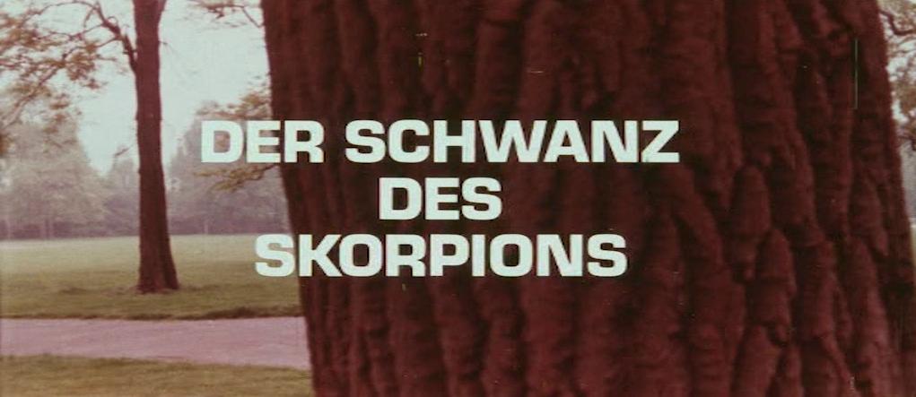 Schwanz des Skorpions, Der