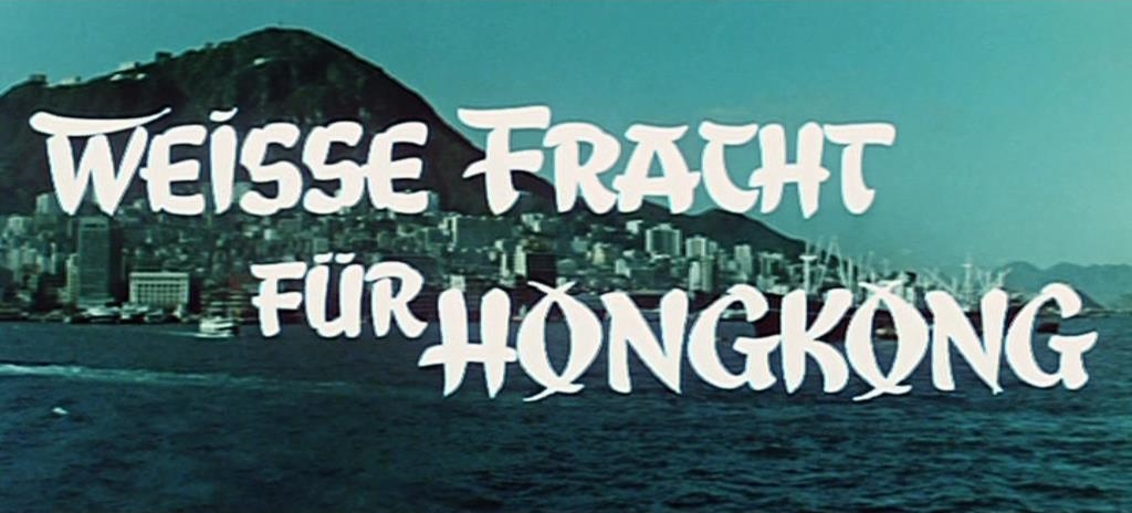 Weiße Fracht für Hongkong
