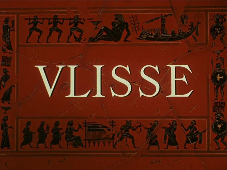Fahrten des Odysseus, Die