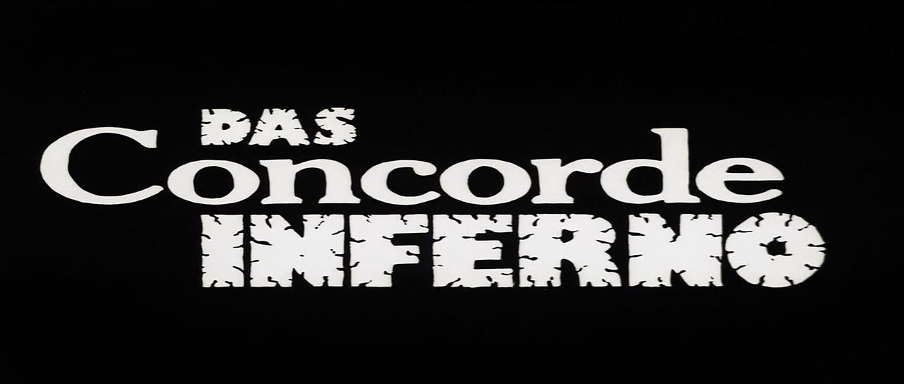 Concorde Inferno, Das