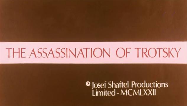 Mädchen und der Mörder - Die Ermordung Trotzkis, Das