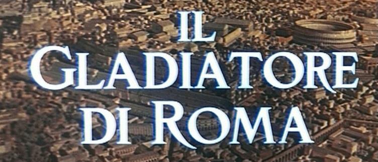 Gladiator von Rom, Der