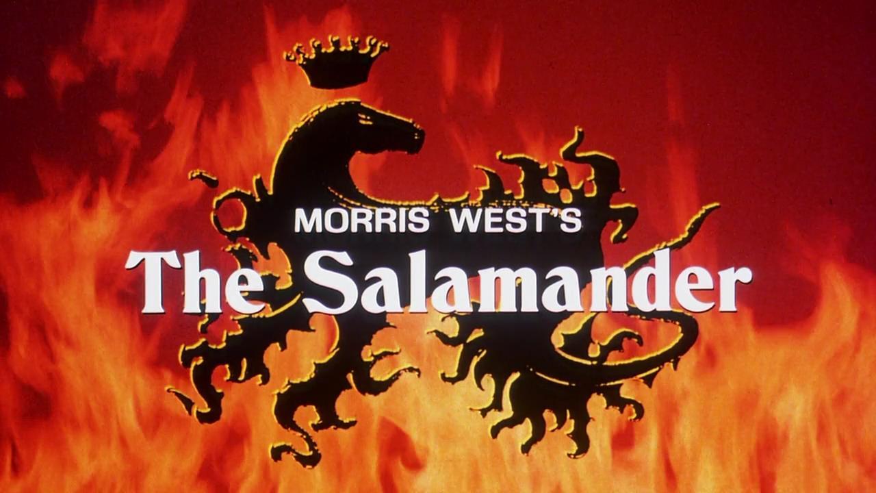 Kennwort - Salamander