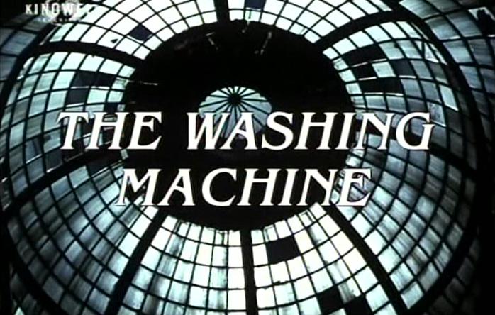 Waschmaschine, Die