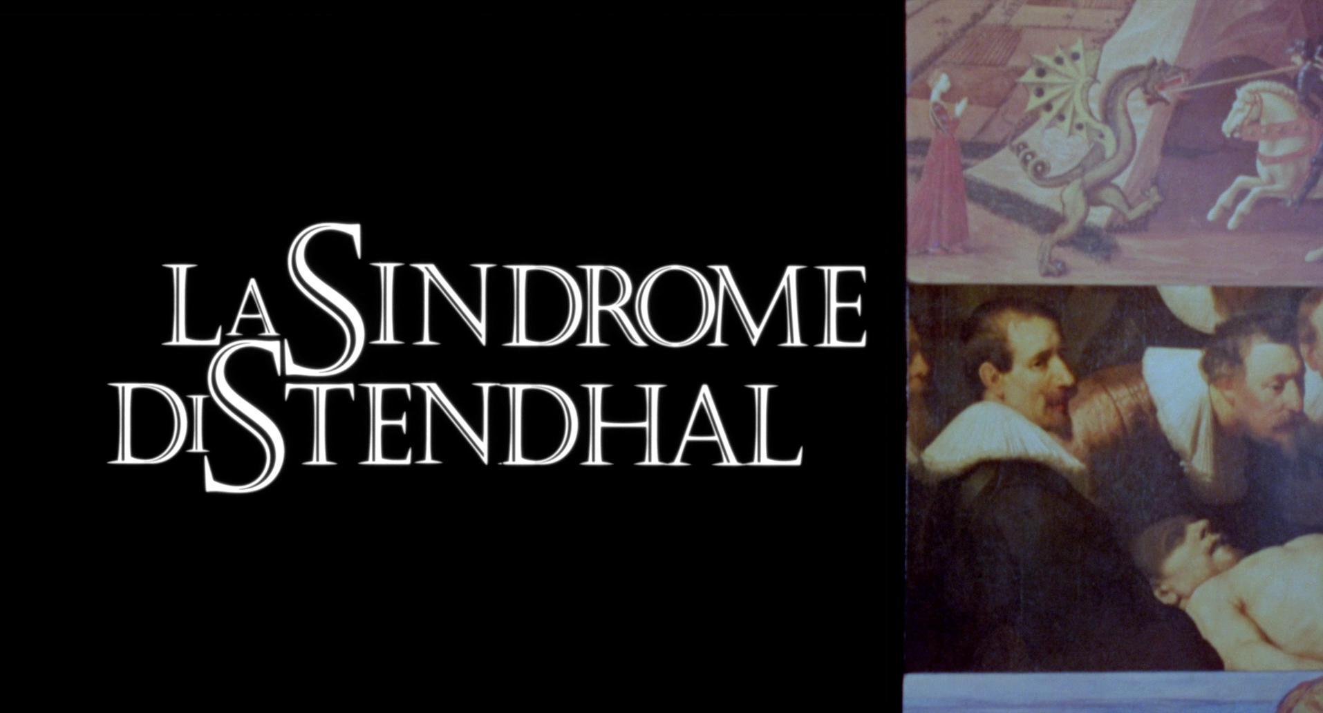 Stendhal Syndrom - Bilder des Wahnsinns, Das