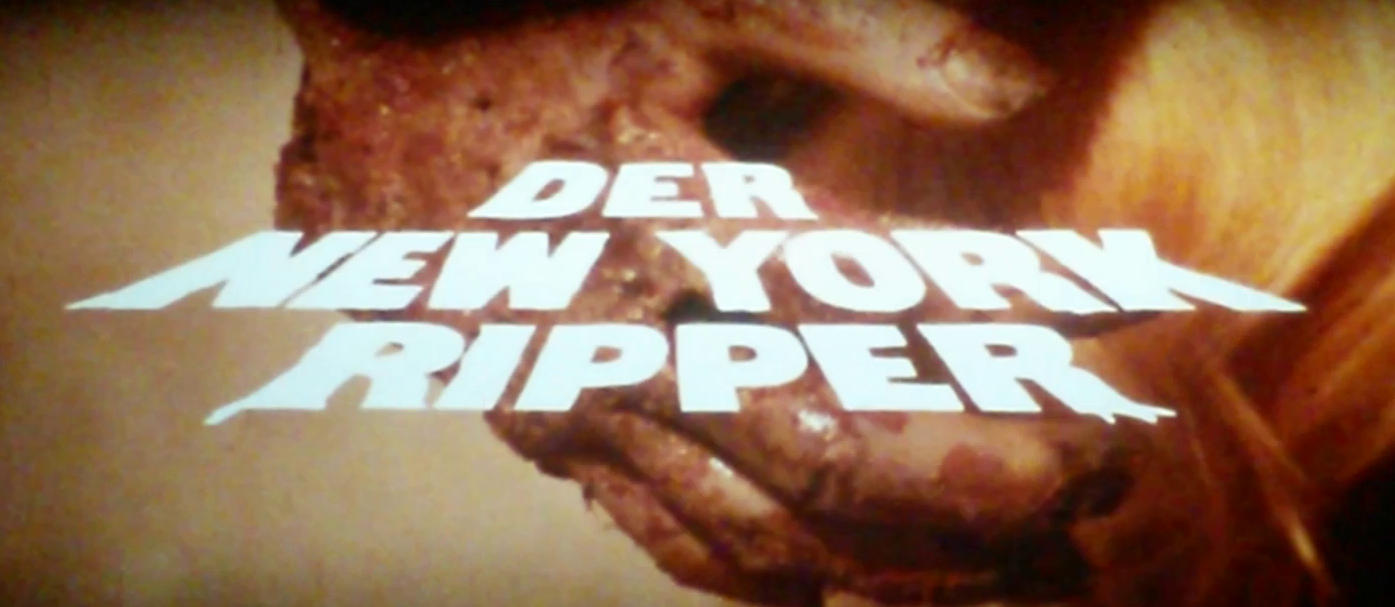 New York Ripper, Der