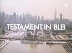 Testament in Blei