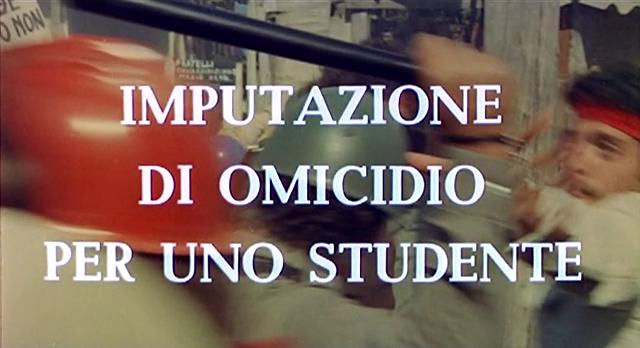 Mordanklage gegen einen Studenten