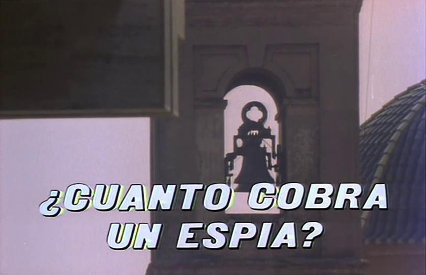 Is Cobra a Spy?