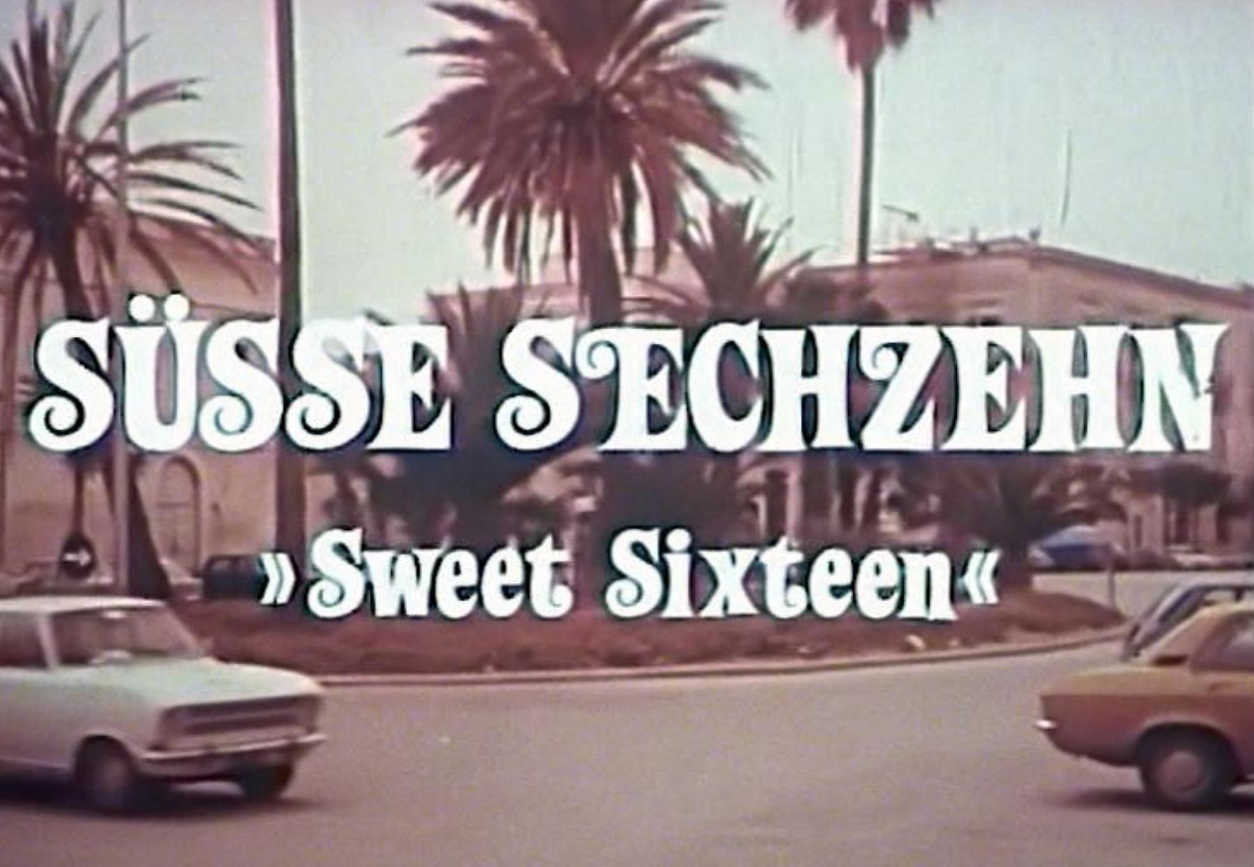 Süße Sechzehn - Sweet Sixteen