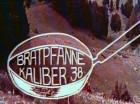 Bratpfanne Kaliber 38