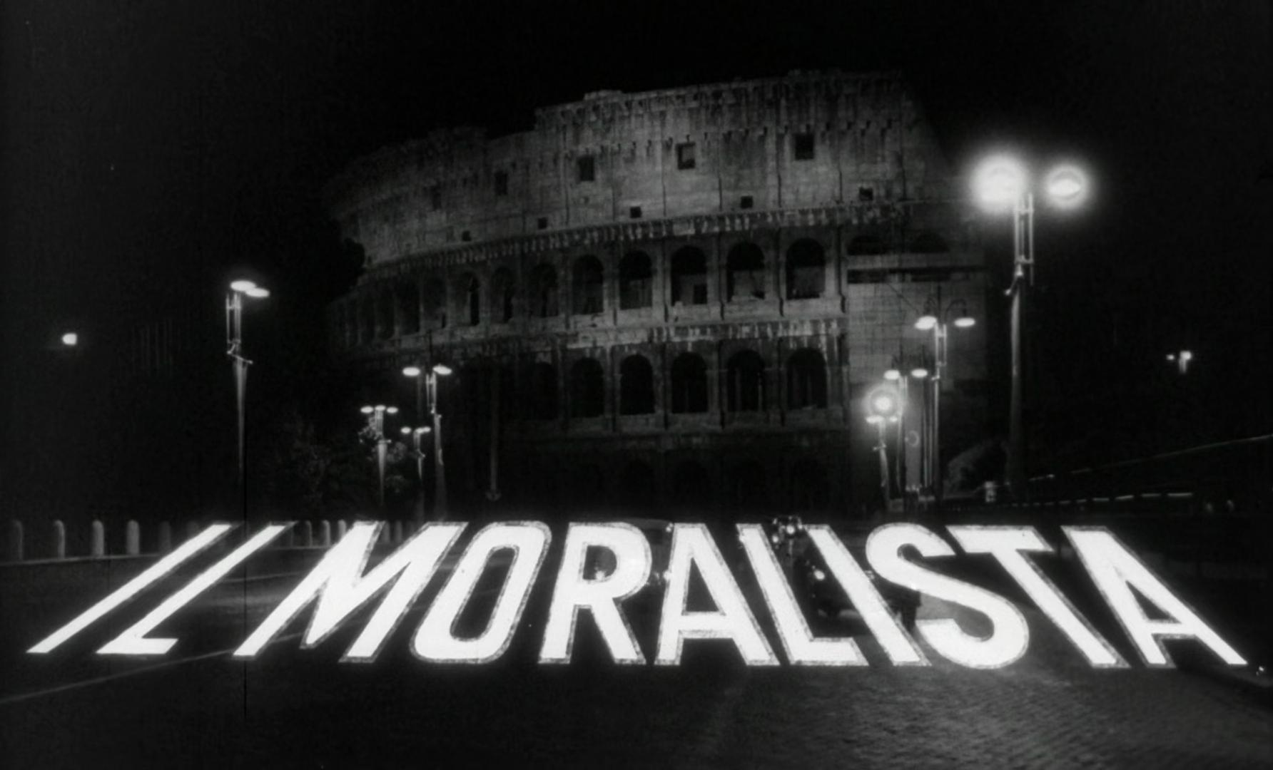 Moralist, Der