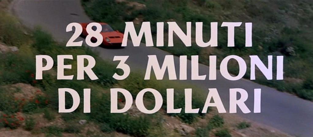 Countdown für 3 Millionen Dollar