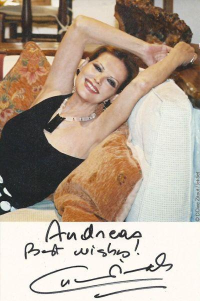 Cardinale, Claudia