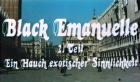 Black Emanuelle - 2. Teil