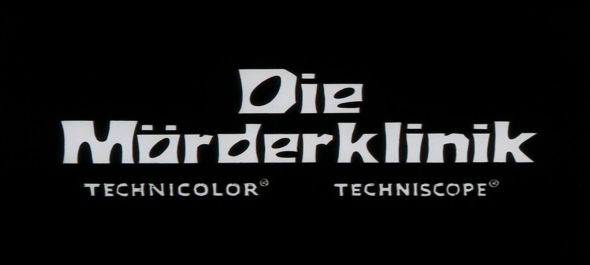 Mörderklinik, Die