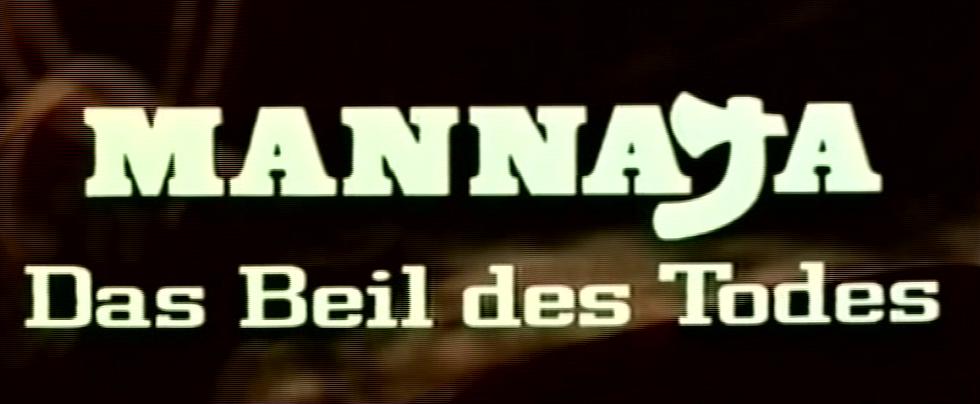 Mannaja - Das Beil des Todes