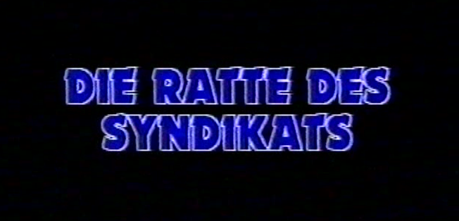 Ratte des Syndikats, Die