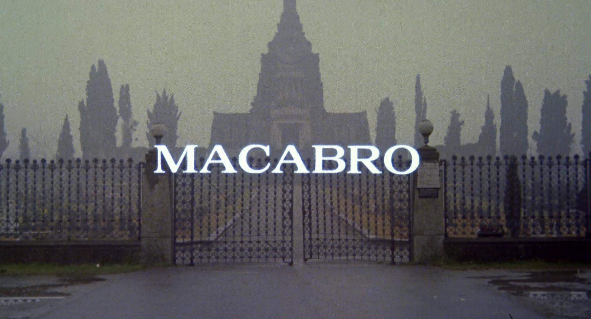Macabro - Die Küsse der Jane Baxter