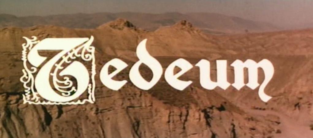 Tedeum - Jeder Hieb ein Prankenschlag