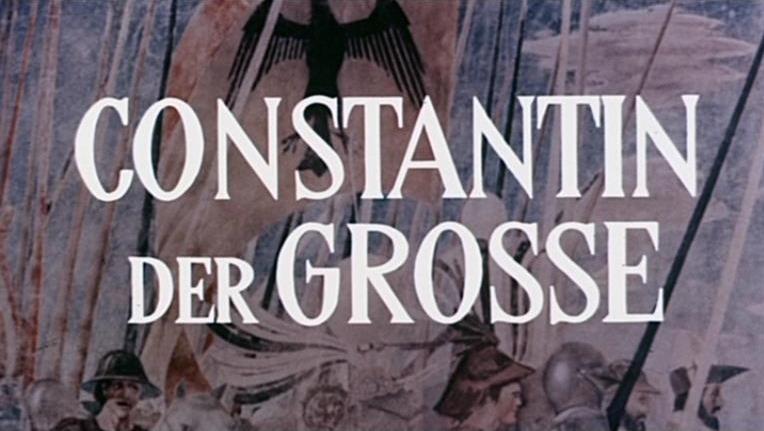 Konstantin der Große - Im Zeichen des Kreuzes