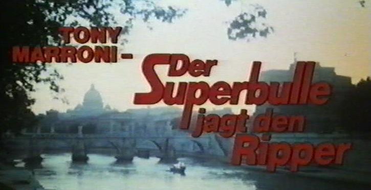 Superbulle jagt den Ripper, Der
